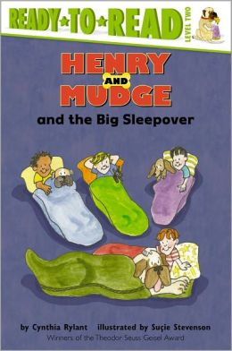 Henry and Mudge and the Big Sleepover (Henry and Mudge Series #28)