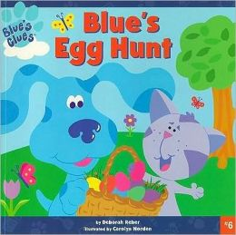 Blue's Egg Hunt