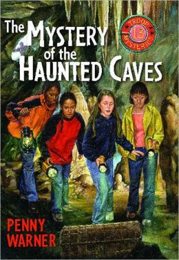 The Mystery of the Haunted Caves