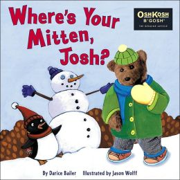 Where's Your Mitten, Josh?