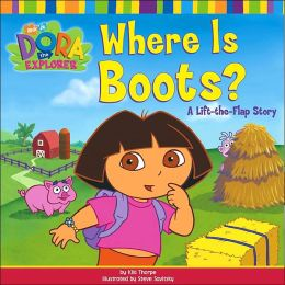 Where Is Boots?: A Lift-the-Flap Story