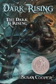 Book Cover Image. Title: The Dark Is Rising, Author: Susan Cooper