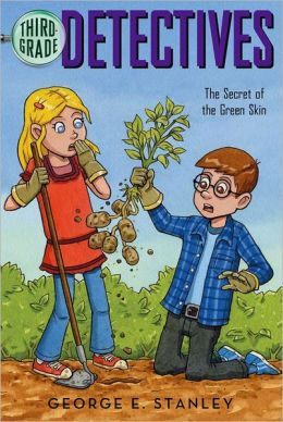 The Secret of the Green Skin (Third-Grade Detectives Series #6)