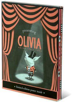 A Boxed Set of Olivia and Olivia Saves the Circus
