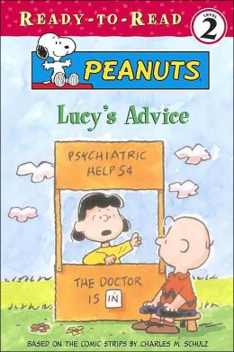 Lucy's Advice (Ready-to-Read, Level 2)