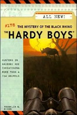 The Mystery of the Black Rhino (Hardy Boys Series #178)