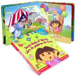 Dora's Book of Words / Libro de Palabras de Dora: Dora's Book of Words / Libro de Palabras de Dora
