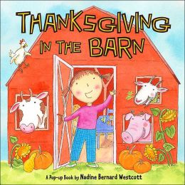 Thanksgiving in the Barn
