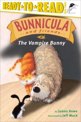 The Vampire Bunny (Bunnicula and Friends Series)