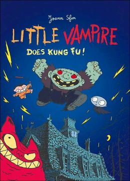 Little Vampire Does Kung Fu!