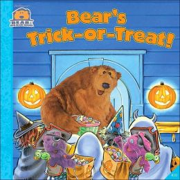 Trick-Or-Treat! (Bear in the Big Blue House Series)