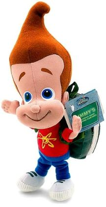 Jimmy Neutron: Jimmy's Backpack Book