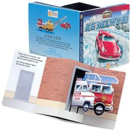 Ice Mountain (Matchbox Hero City Series)
