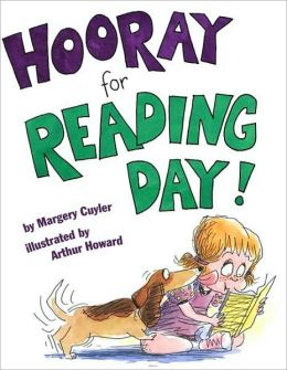 Hooray for Reading Day! (Jessica Worries Series)