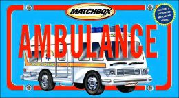 Ambulance (Matchbox License Plate Books Series