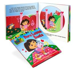 Dora Loves Boots (Dora the Explorer Series)