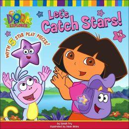 Dora the Explorer: Let's Catch Stars