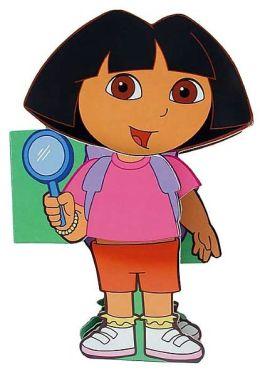 Dora the Detective (Dora the Explorer Series0