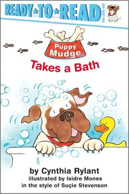 Puppy Mudge Takes a Bath