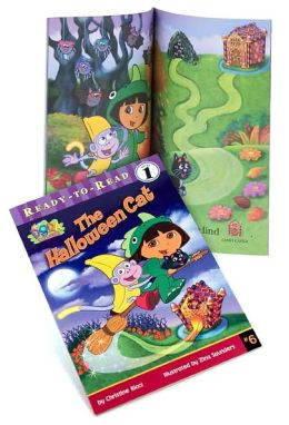 The Halloween Cat (Dora the Explorer Ready-to-Read Series)