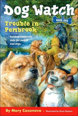 Trouble in Pembrook (Dog Watch Series #1)