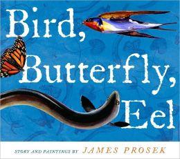 Bird, Butterfly, Eel