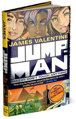 Don't Touch Anything (Jump-Man Rule Series #1)