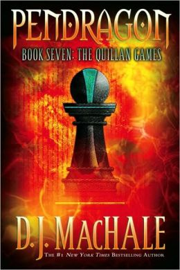 The Quillan Games (Pendragon Series #7)