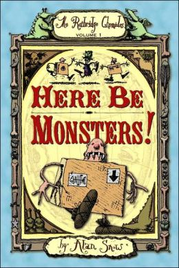 Here Be Monsters! (The Ratbridge Chronicles Series #1)