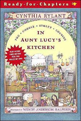 The Cobble Street Cousins: In Aunt Lucy's Kitchen & A Little Shopping
