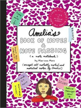 Amelia's Book of Notes and Note Passing