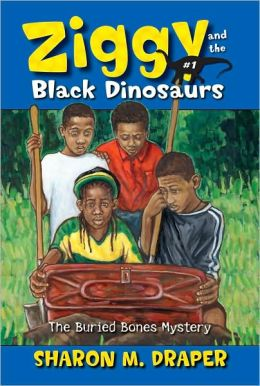 Ziggy and the Black Dinosaurs #1: The Buried Bones Mystery