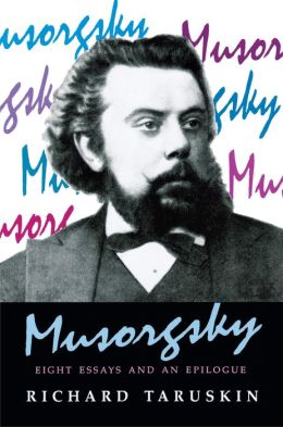 Musorgsky: Eight Essays and an Epilogue