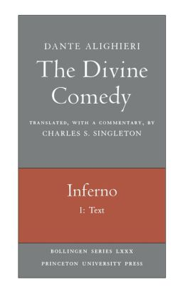 The Divine Comedy, I. Inferno. Part 1: Text