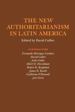 The New Authoritarianism in Latin America