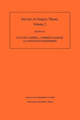 Surveys on Surgery Theory: Volume 2. Papers Dedicated to C.T.C. Wall. (AM-149)