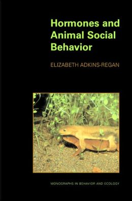 Hormones and Animal Social Behavior: