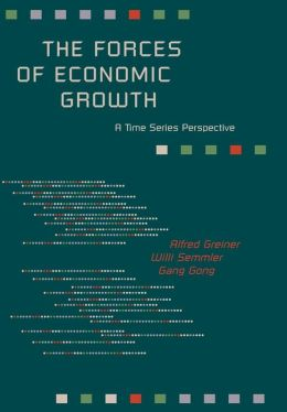 The Forces of Economic Growth: A Time Series Perspective
