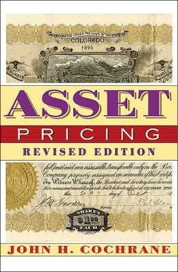 Asset Pricing: (Revised)