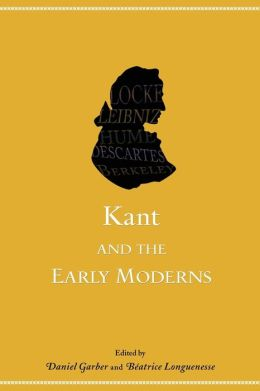 Kant and the Early Moderns
