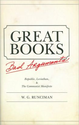 Great Books, Bad Arguments: