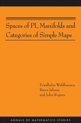 Spaces of PL Manifolds and Categories of Simple Maps
