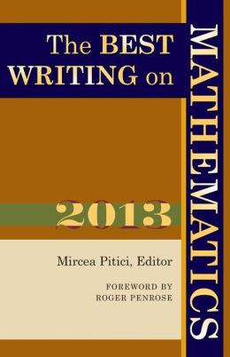 The Best Writing on Mathematics 2013