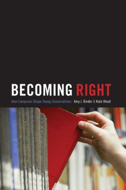 Becoming Right: How Campuses Shape Young Conservatives