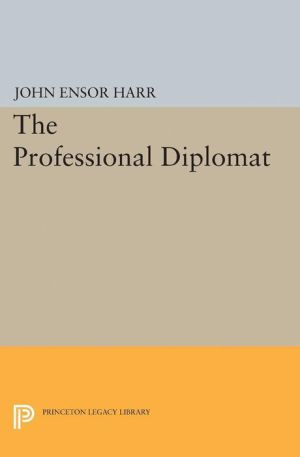 The Professional Diplomat