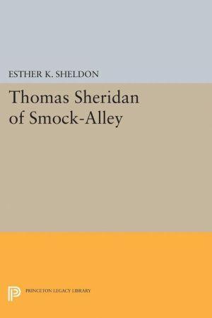 Thomas Sheridan of Smock-Alley