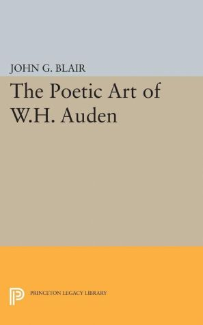 Poetic Art of W.H. Auden