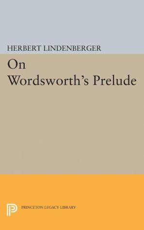 On Wordsworth's Prelude