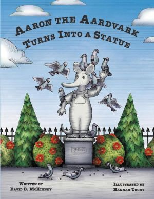 Aaron the Aardvark Turns Into a Statue