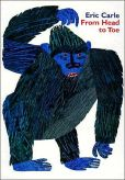 Book Cover Image. Title: From Head to Toe, Author: Eric Carle